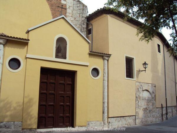 Iglesia Conventual de Santa Isabel de Hungría
